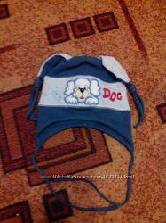 Прикольная детская шапка