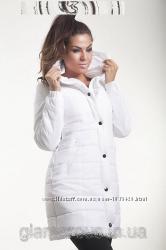 Куртка женская копия брэнда Moncler