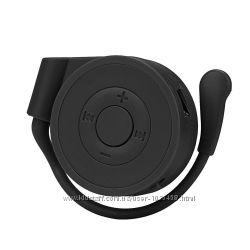 Mp3 player плеер на карту памяти Micro SD наушник черный