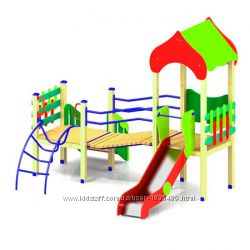 Детский спорт-комплекс Всё сразу