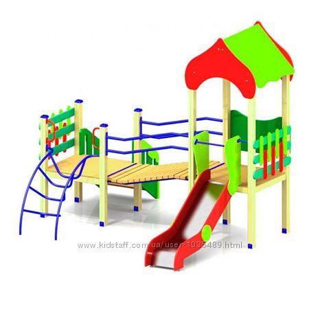 DIO707.1   Игровой комплекс Малыш на площадку