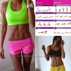 Книги тренировок по методике Kayla Itsines Bikini Body
