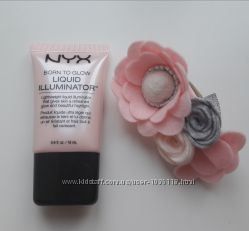 Жидкий хайлайтер Nyx Liquid Illuminator Born to Glow