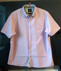 Рубашка из плотного коттона Boston Crew