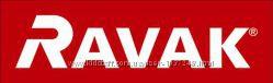 Ванны акриловые, гидромассаж, хромотерапия, шторы и двери для ванн RAVAK
