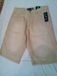 Шорты мужские джинсовые, широкие, размеры 36 - 44