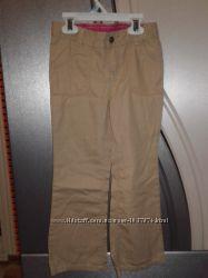 Летные брюки на девочку 6-8 лет