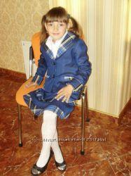 Школьная форма для девочек. Сарафаны, костюмы, платья. Распродажа