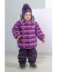 Зимний костюм комплект Lenne 926см Stripe новый