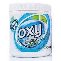 Отбеливатель-пятновіводитель OXY spotless Whit 750 грм. Для Белого Белья