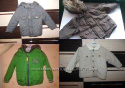 Куртка, демисезонная, флис, флисовая , Tu, H&M, M&S, Rocha
