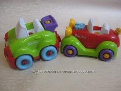 Фирменные игрушки в отличном состоянии 1-3 лет.