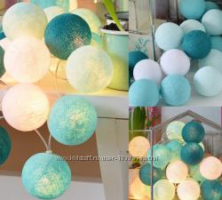 Тайские фонарики