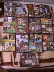 DVD, двд диски фильмы, разные жанры.