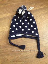 шапочка шапка Mothercare для девочки
