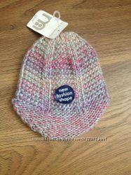 шапка с козырьком кепка Mothercare для девочки