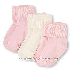 Носочки с тормозками чилдрен новые девочка, мальчик