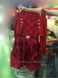 Платье болеро -новые  наличие