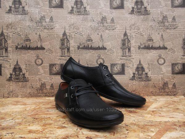 Туфли мужские YDG Bellini 1527 с натуральной кожи стильные Осень-2017, 955  грн. Мужские туфли - Kidstaff   №23925462 6765e742b47