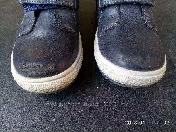 Ботинки С. луч демисезонные 27 размер