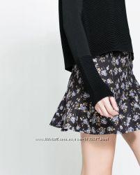 Классная юбка Zara p. S