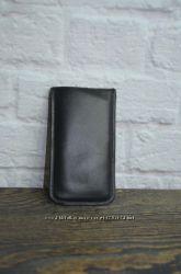Черный кожаный чехол для телефона от & other stories