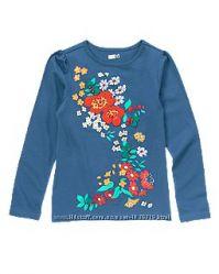 Реглан и юбка для девочки Crazy8 размер XL 14 на 152-157 см комплект