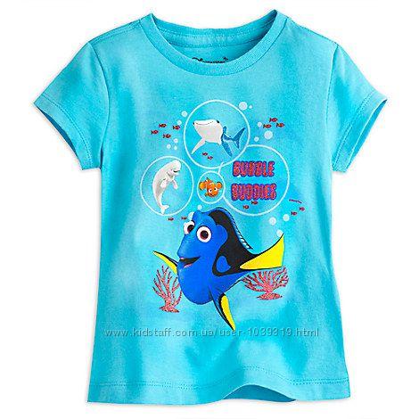 Футболка для девочки Disney США размер L на 137-152 см детские футболки