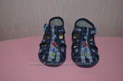 Текстильные тапочки для мальчика
