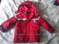 Курточка 3в1 вітровка, демі