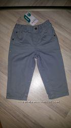 Котоновые джинсы на мальчика 9-12мес. италия prenatal