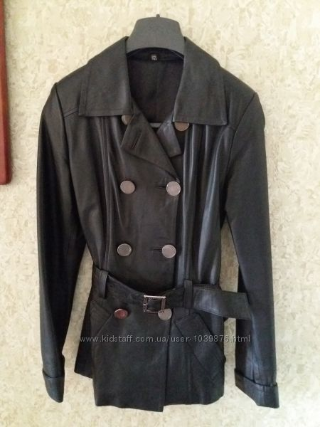 Натуральная кожаная куртка Турция