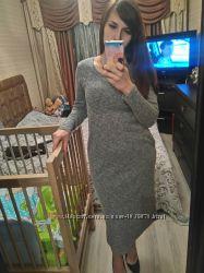 Стильное платье миди размер М от Koton Оригинал