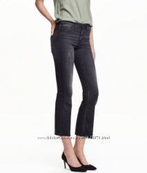 Стильные джинсы клеш высокая талия от H&M 26-29р. оригинал