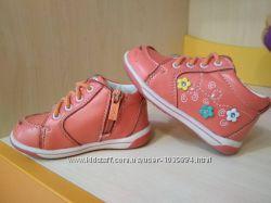 Демисезонные ботинки, туфли для девочки ТОМ М р. 21, 13, 2 см стелька