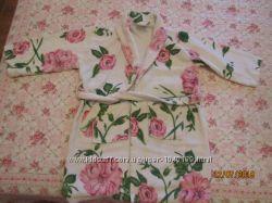 Махровый халатик для леди
