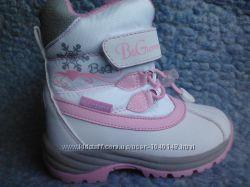 Зимняя обувь, девочка, термо29-36р. B&G