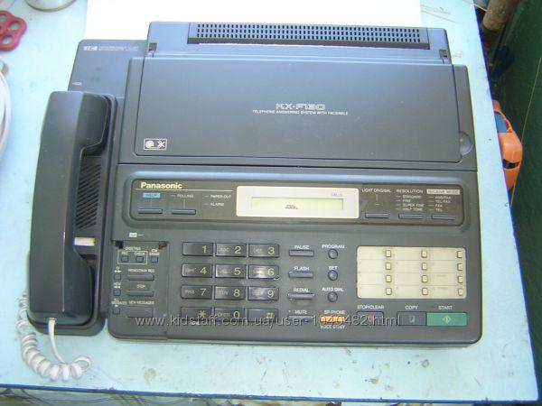 Телефон-автоответчик Panasonic KX-F130