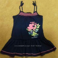 Фирменные платья на 1-2 года