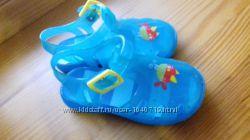 Силиконовые сандалики