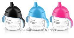 Чашка с носиком непроливайка Philips Avent 12мес. 260ml SCF75300