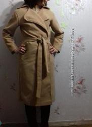 Пальто кашемировое Доставка бесплатно