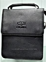 Стильная мужская сумка CTR BAGS 7988 m Black