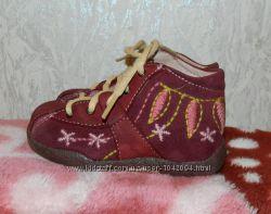 черевички Babybotte 22розмір устілка 13, 5-13, 8см  стан на 5