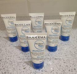 Bioderma Atoderm Mains Repairing Hand Cream в наличии
