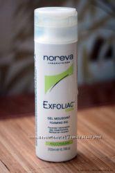 Очищающий гель Noreva Exfoliac в наличии