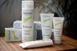 Noreva Exfoliac для проблемной кожи с АНА и ВНА кислотами