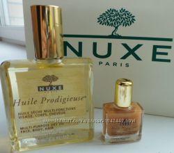 Золотое масло Nuxe
