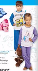 Детская пижама пижамка Миньоны из Польши костюм детский Киев миньен