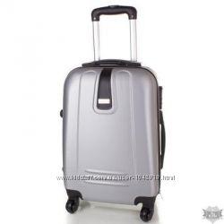Детский и другие чемодан дорожный на 4 колесах пластиковый Киев доставка